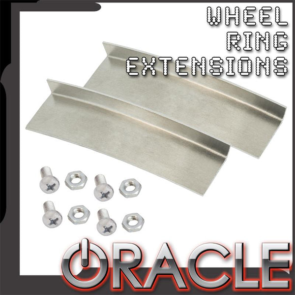 ORACLE Wheel Ring Extensions