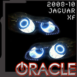 2008-2010 Jaguar XF ORACLE Halo Kit