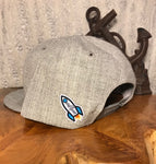 Oak&Anchor Snappy Time Heather Grey Anchornaut