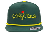 Hello Friends Classic Rope Hat