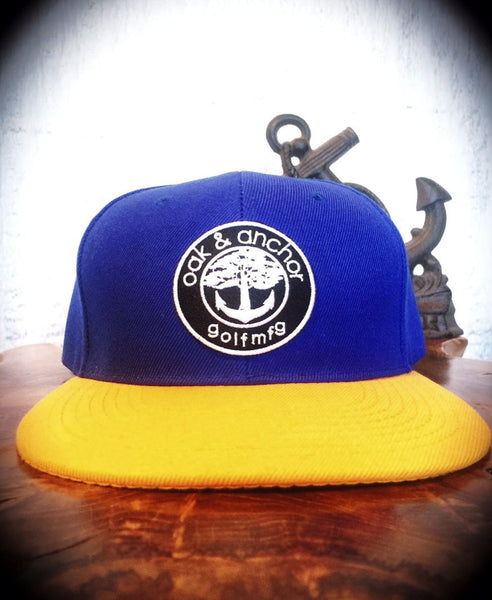 "Oak&Anchor Snappy Time ""The City"" Golf Hat"