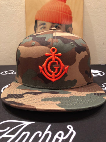 The Shipmate Camo/Orange