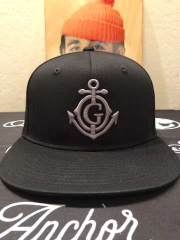 The Shipmate Black/Grey