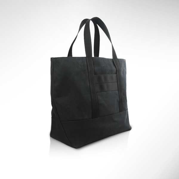 Computer Market Tote with Padded Sleeve