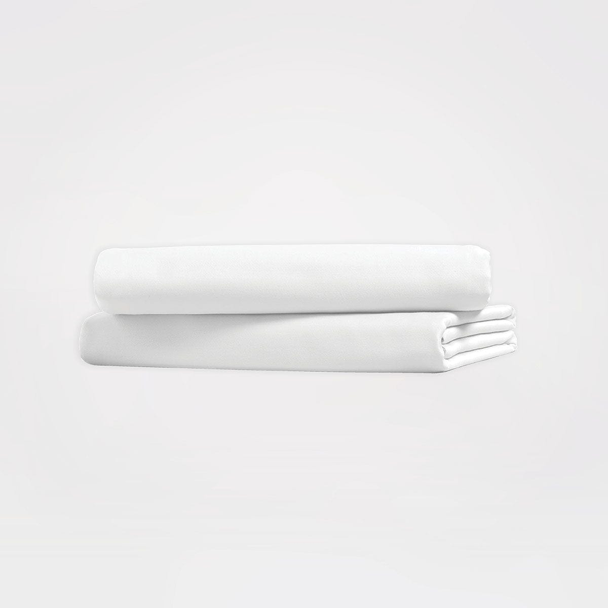 White-Pillowcases-Lyocell-Cotton-Great-Sleep