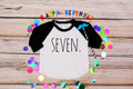 All Ages Birthday Shirt