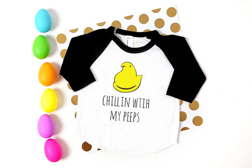 Chillin' Easter Shirt