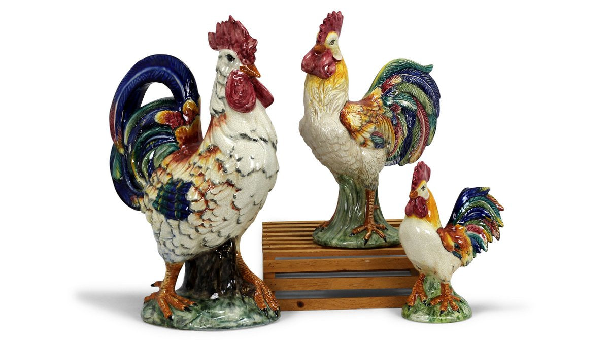 Artistica Roosters