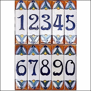home numerals