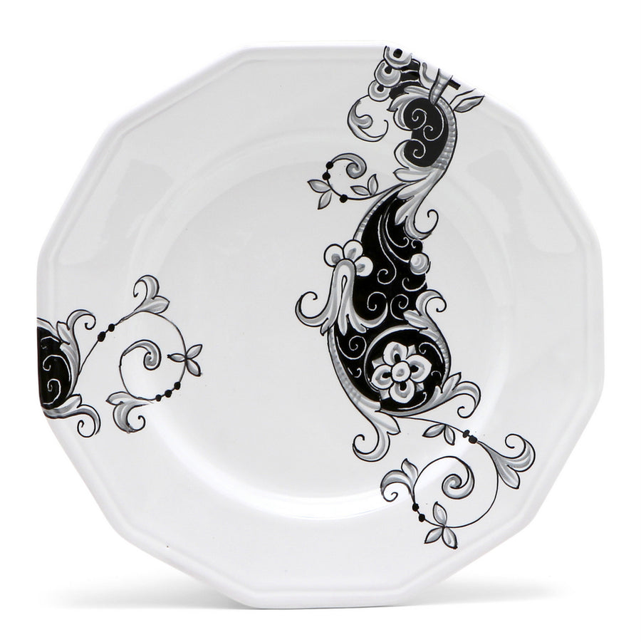 DERUTA RICAMO: Three Pieces Place Setting Set