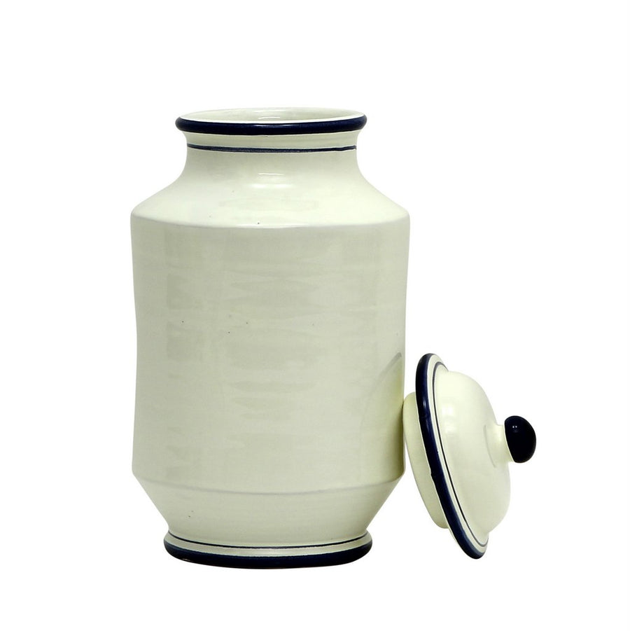 BIANCO MARINA: Straight Shape Traditiona Canister