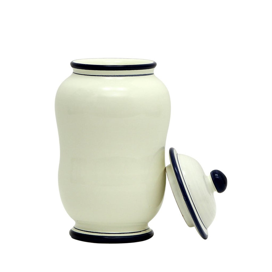 BIANCO MARINA: Double Belly Canister Medium