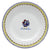 ORVIETO BLUE SIMPLE: Dinner Plate