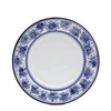 BLU-FIORI: NEW! Four Pieces Place Setting (Dinner+Pasta+Salad Plates + Mug)