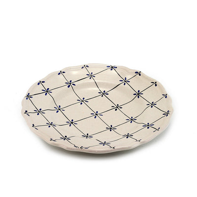 BLU STELLA: Salad Plate (Bundle of 4 Pcs) [R]