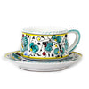 ORVIETO VERDE: Tea/Coffee Cup and Saucer [R]