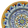 SICILIANA: Wall Plate Medium Geometric Design (12D)