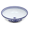 ARABESCO BLU: Serving Pasta/Salad Bowl