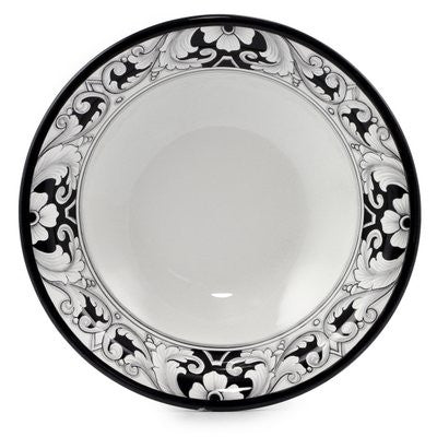 DERUTA VARIO NERO: Serving Pasta Salad Bowl
