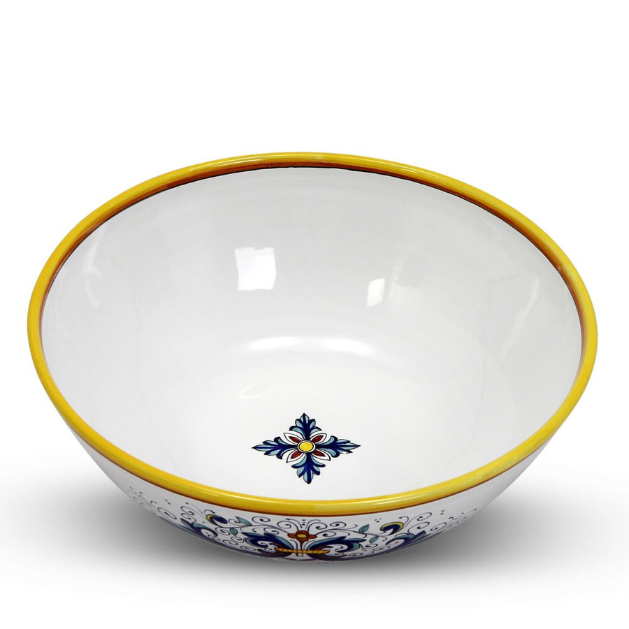 RICCO DERUTA LITE: Pasta/Salad Large Serving Bowl