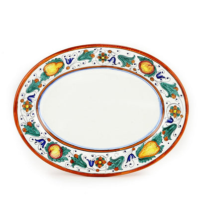 FRUTTINA: Large Oval platter