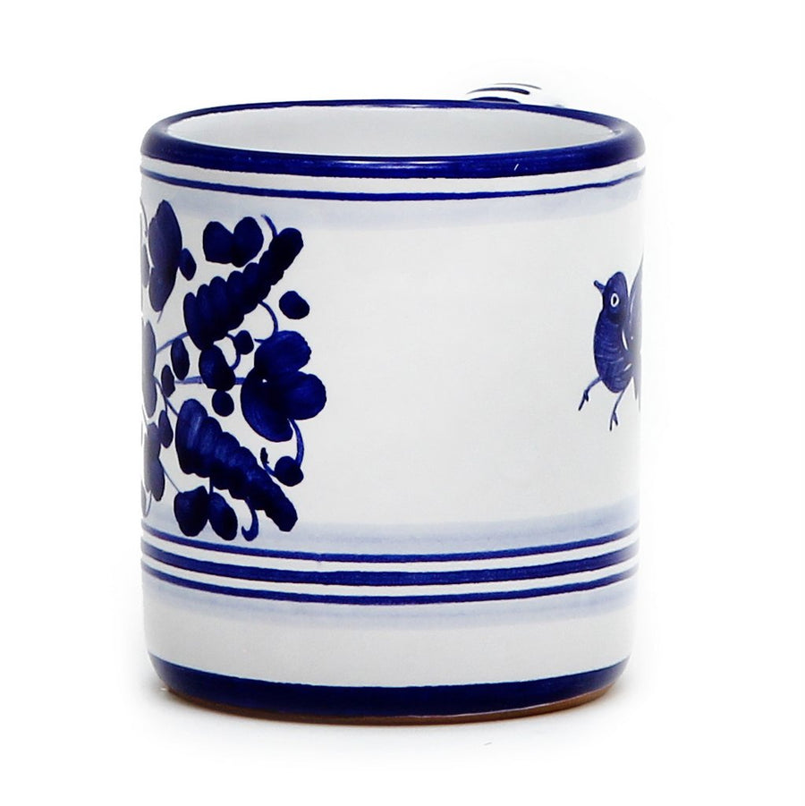 ARABESCO BLU: Mug (10 Oz)