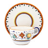 FRUTTINA: Tea Coffee Cup and Saucer