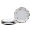NATURA: Salad Plate  (Bundle of 4 Pcs) [R]
