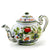 FAENZA-CARNATION: Tea Pot (4-5 Cups)