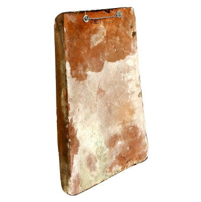 MAJOLICA: Reclaimed Tuscan Roof Tile with Nobleman profile