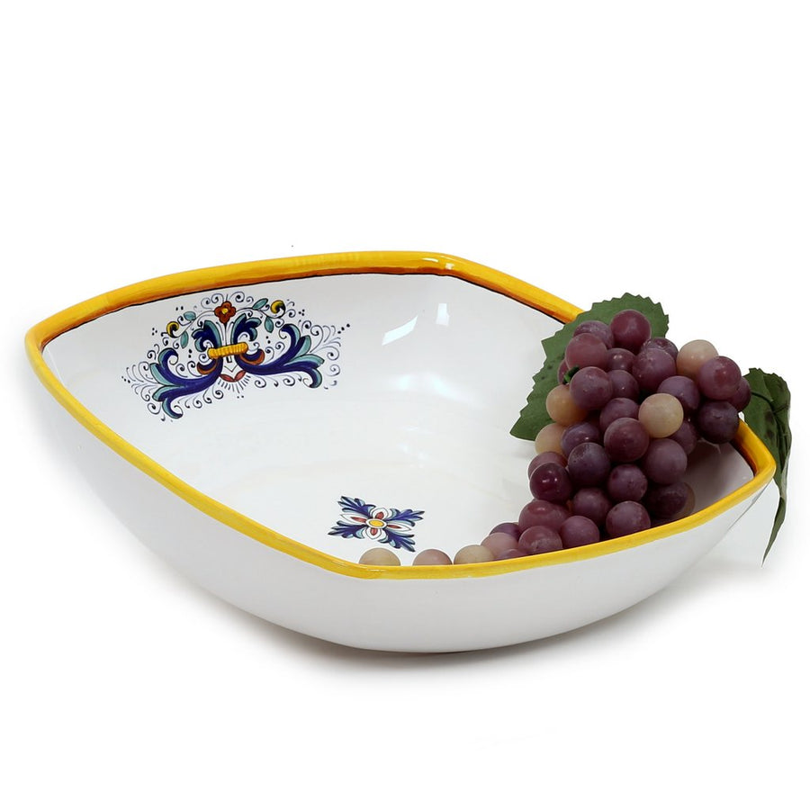 RICCO DERUTA LITE: Square Shallow Serving Bowl