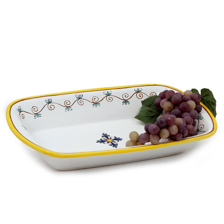 FOGLIOLINE: Rectangular-Oblong Serving Bowl
