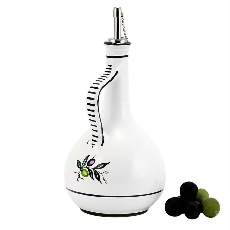 OLIVA: Olive Oil Bottle  Dispenser Deluxe