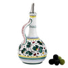 ORVIETO GREEN ROOSTER: Olive Oil Bottle Deluxe