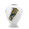 SURPRISE: Medium Jar Vase Deruta Vario Antique White