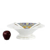 SURPRISE: Footed Centerpiece Deruta Vario Antique White (Medium)