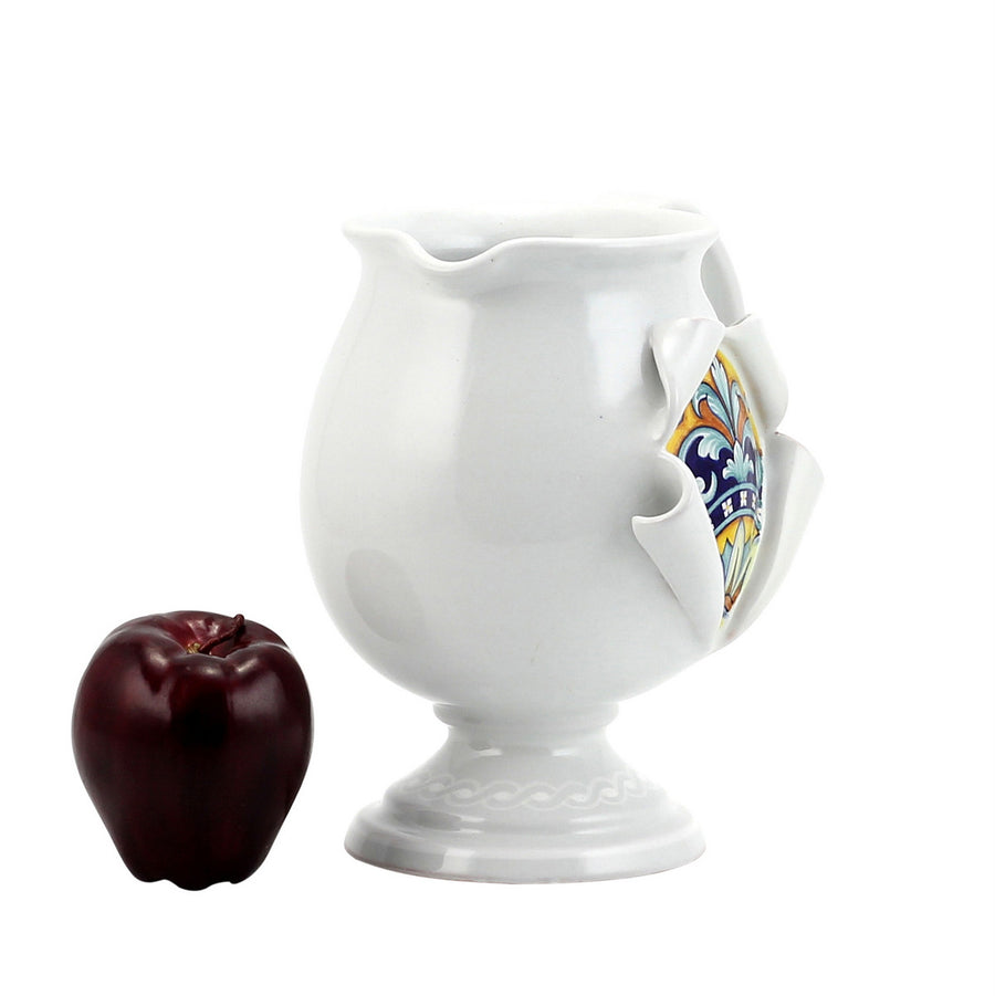 SURPRISE: Pitcher Deruta Vario Antique White
