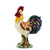 ROOSTER OF FORTUNE: MARIO Medium Ceramic Rooster of Fortune