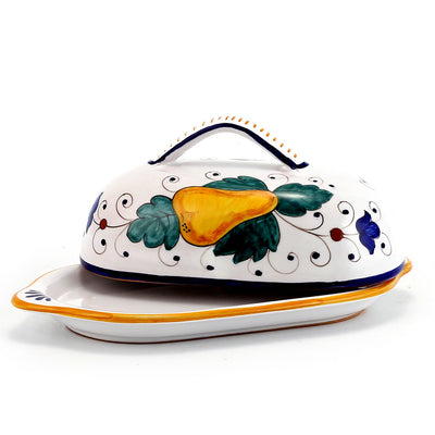 FRUTTINA: Butter Dish with cover