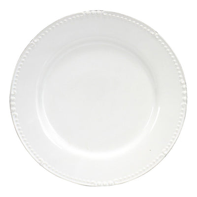 SKYROS: ISABELLA - Charger Plate Pure White