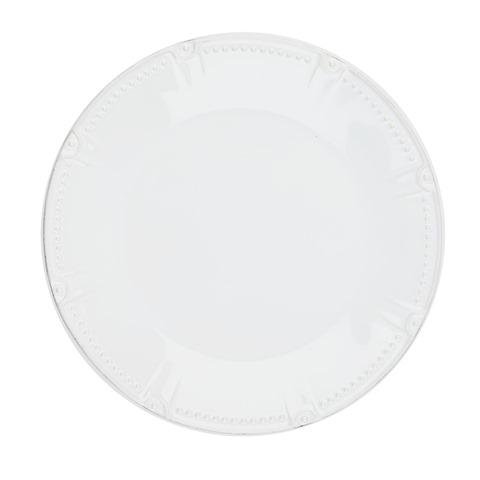SKYROS: ISABELLA - Dinner Plate Round Pure White