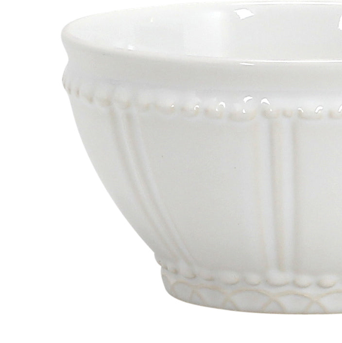 SKYROS: HISTORIA - Cereal Bowl White