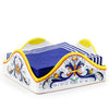 RICCO DERUTA: Square Napkins Holder Large (For Dinner Size napkins (8x8))