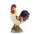 ROOSTER OF FORTUNE: MARIOLINO Small Multicolored Rooster