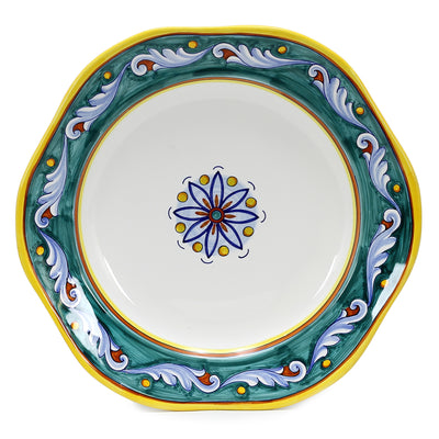 GIADA: Large Hexagonal Charger Plate
