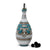 DERUTA VARIO DELUXE: Traditional Olive Oil Bottle with pourer Aqua Teal Color