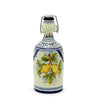 LIMONCELLO: Limoncello Bottle with old fashioned swing cap