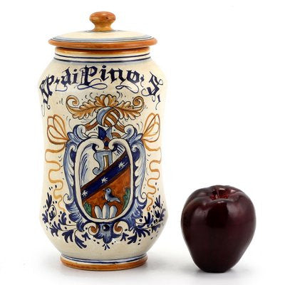 MAJOLICA: Canister Sp Pino S (Pine tree Essences)