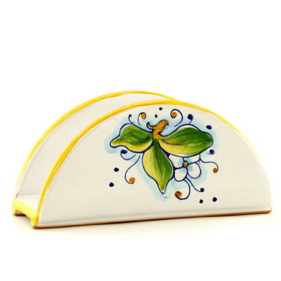 LIMONI: Napkins holder (For Luncheon size napkins (6 to 65 sq))