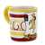 PALIO DI SIENA: VALDIMONTONE (Valley of the Ram) Mug (10 OZ)
